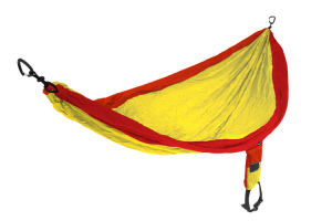 Carries 2016 New Design Outdoor Parachute Hammock with Carabiners pictures & photos