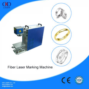 Economic Price Fiber Marking Laser Machine for Metal Jewellery pictures & photos