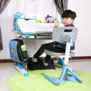 E1 Standard Height Adjustable Study Table for Children pictures & photos