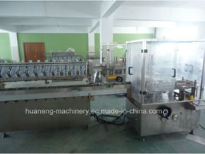 Automatic Facial Masks Bag Cartoning Machine (DZ-120D) pictures & photos