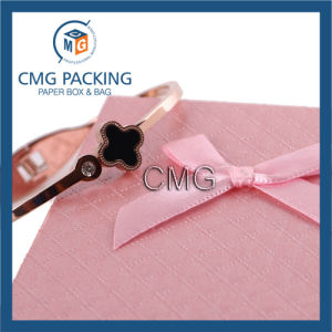 Bracelet Packing Box with Pillow Insert (CMG-PGB-020) pictures & photos