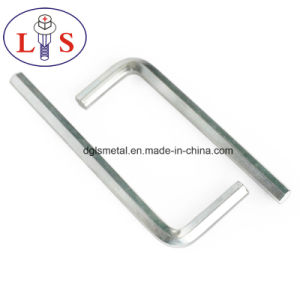 Top Quality Allen Wrench Zinc Plated Hand Tools pictures & photos