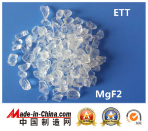 High Quality Mgf2 Magnesium Fluoride Evaporation Materials pictures & photos