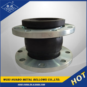 High Flexibility Flange Rubber Expansion Joint Compensator pictures & photos
