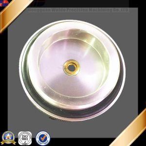 CNC Aluminum Manufacturer for Anodized Aluminum CNC Auto Lathe Part pictures & photos