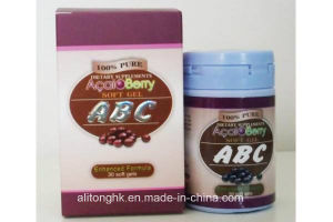 100% Health ABC Slimming Capsules Weight Loss pictures & photos