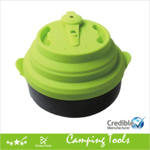 Multifunctional Magic Flute Camping Pot pictures & photos