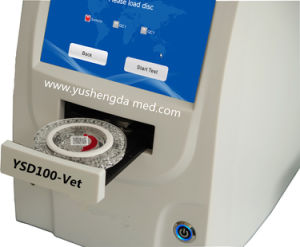 High Qualified Medical Machine Equipment Veterinary Automatic Chemistry Analyzer pictures & photos