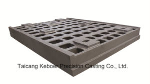 Workbench Iron Castings