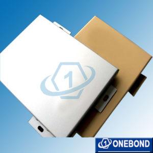 Onebond Aluminum Cladding Panels for Building Decoration pictures & photos