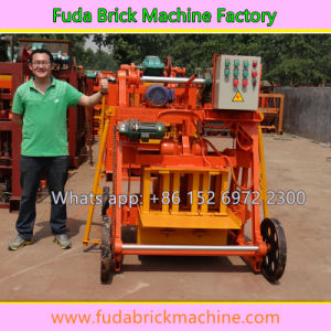 Qmy4-45 Small Movable Egg Laying Brick Machine pictures & photos