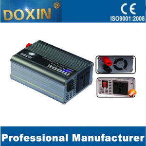 DC 12V to AC 220V Car Inverter Modified 300W Inverter pictures & photos