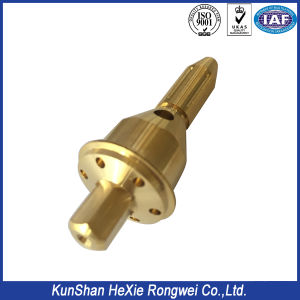 Top Quality Custom CNC Machining Brass Parts pictures & photos