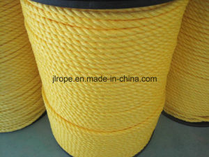 3 Strand Twisted PE Rope PP Rope pictures & photos