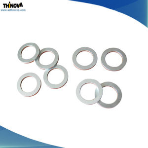 N38uh Zinc Plated Ring Free Energy Generator Magnet with Patented License pictures & photos