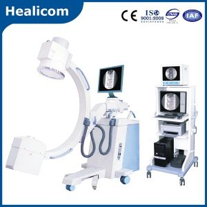 Hx112c High Frequency Mobile X-ray C-Arm System pictures & photos