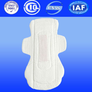 Anion Sanitary Napkins for Women Sanitary Pads for Femine Hygiene with Dry PE (A140) pictures & photos