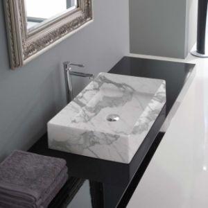 New Italian Countertop Wash Hand Bathroom Sink pictures & photos