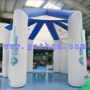 Roof Inflatable Tent/Oxford Cloth Advertising Inflatable Tent pictures & photos
