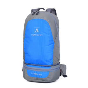 Factory Price Camping School Hiking Backpack pictures & photos