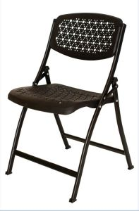 Blow Molding Folding Plastic Chair (YCD-59) pictures & photos