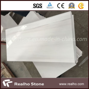 Star White Marble Floor Tiles for Project