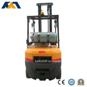 Tcm appearance 3.5ton Gasoline Forklift Truck for Sale pictures & photos