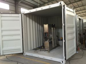 10FT Containerised Ultrafiltration Water Treatment Machine UF-2000L/H