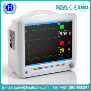 Good Quality Hm-8000b Cheap Patient Monitor Multi-Parameter Patient Monitor Price for Sale pictures & photos