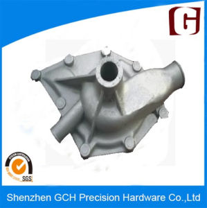 Customized Aluminum Alloy Die Casting of Engine Housing