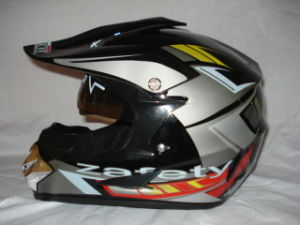 Hot Selling Half Face Helmets Full Face Helmets (AL-169D)