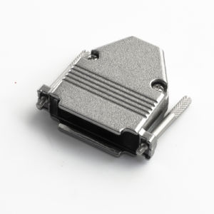 D-SUB 25pin Connector Zinc Hood Cover Assembled pictures & photos
