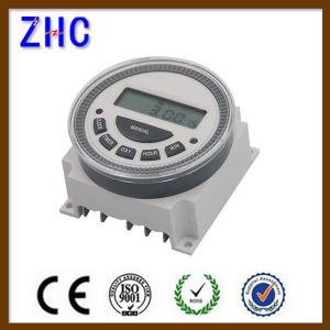 12V 16A 168 Hours LCD Digital Power Programmable Timer Time Switch Relay pictures & photos