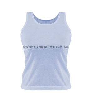 Bamboo Ladies Singlet (OEM) pictures & photos