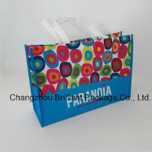 2014 New Fashion China Alibaba PP Laminated Non Woven Shopping Bag pictures & photos