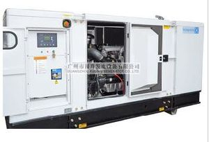 Kusing Pk31000 50Hz 125kVA Silent Diesel Generator