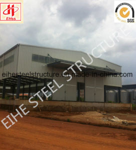 Low Cost Steel Structure Warehouse Bilding pictures & photos