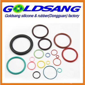 Whole Sales Customized Silicone Sealing Rings pictures & photos
