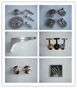 Aluminum Zinc Alloy Die Castings Parts pictures & photos