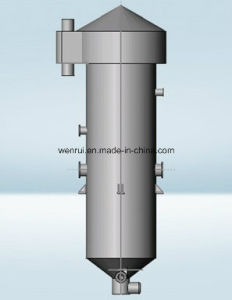 White Liquor Pressure Filter, Recaustisizing Plant