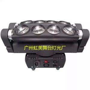 Nightclub Bean Moving Head Light with 8*10W RGBW 4in1 LEDs pictures & photos