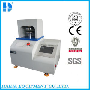 Ring / Flat / Edge Crush Tester / Crush Testing Machine pictures & photos