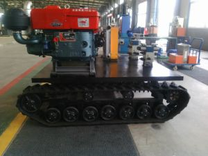 Rubber Track Chassis Assembly Dp-Whb-250 pictures & photos