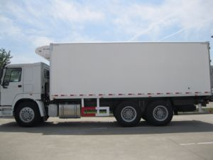 Sinotruk HOWO 4X2 20t Refrigerator Truck pictures & photos
