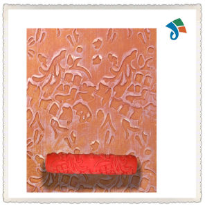 Red Decorative Texture Paint Roller pictures & photos
