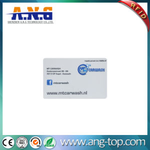 MIFARE DESFire 4K Data Encoded 4 Colours Printing RFID Payment Card pictures & photos