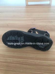 Comfortable and Beautiful PU Upper, Men Sporty Sandals pictures & photos