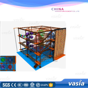 Ropes Courses, Kids Obstacle Course, Obstacle Course Playground pictures & photos