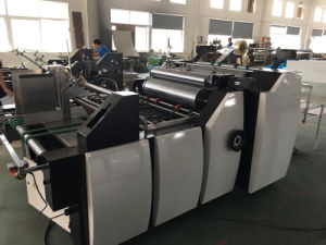 PVC, Pet Window Film Patching Machine, Window Film Sticking Machine pictures & photos