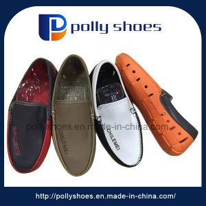 Soft Massage Gents Footwear for Men From China pictures & photos